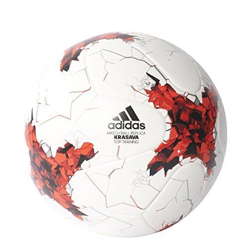 Adidas Confedtoprepliq, Pallone da Calcio Uomo, Bianco, 5