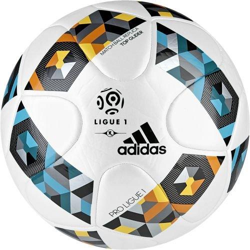 Adidas Proligtopglider, Pallone da Calcio Unisex-Adulto, Bianco, 5