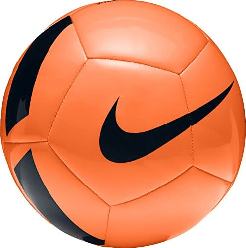 Nike Nk Ptch Team, Pallone Unisex-Adulto, Arancione (Total Orange / Black), Taglia 5