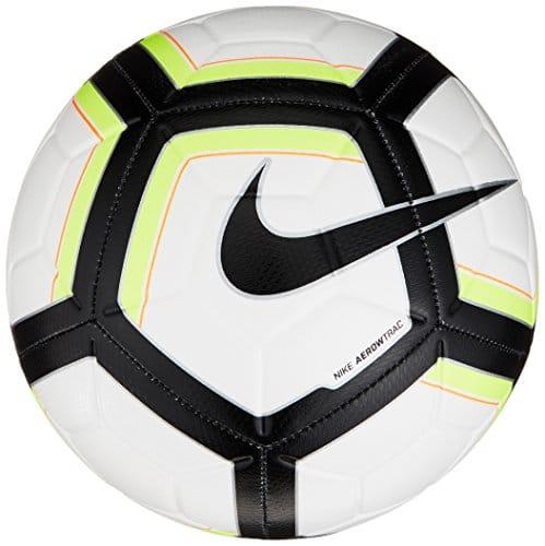Nike NK STRK Team Parastinchi, Pallone da Calcio Unisex-Adulto, Bianco/Nero (White/Volt/Black/Black), 5